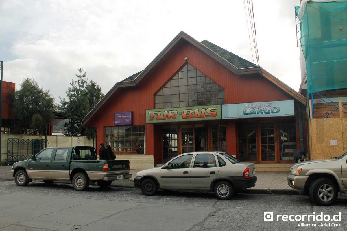 Terminal Tur Bus Villarrica - 1