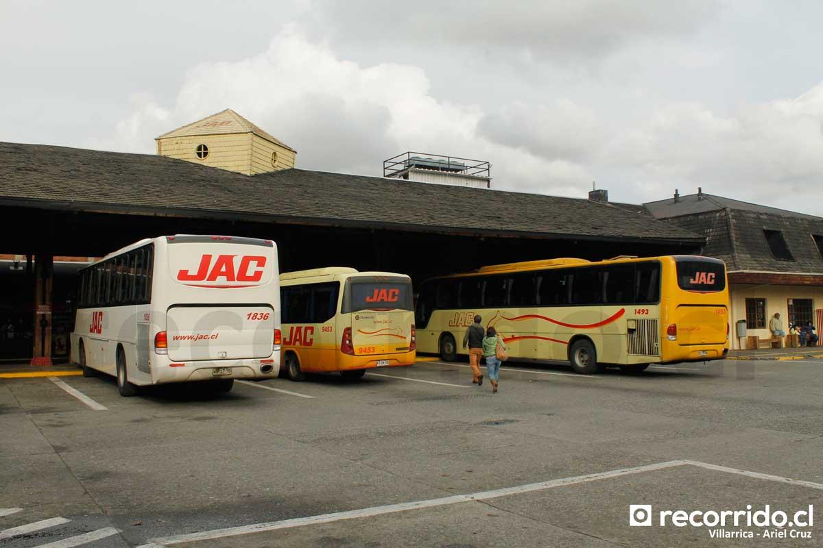 Terminal Villarrica - JAC - 1
