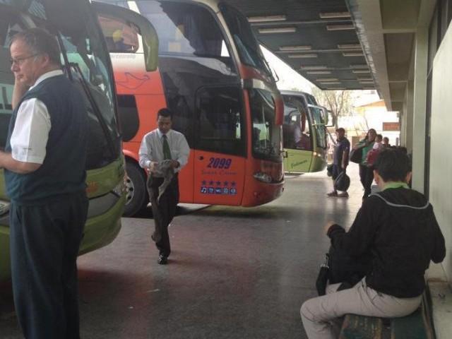 Terminal Calama - 4
