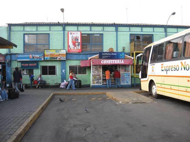 Terminal Iquique - 2