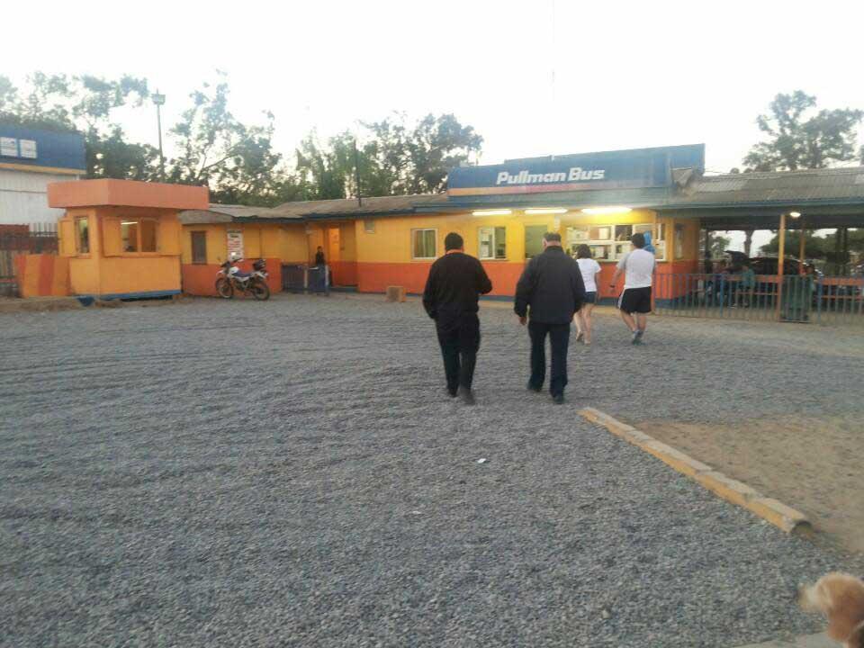 Terminal Algarrobo - 2