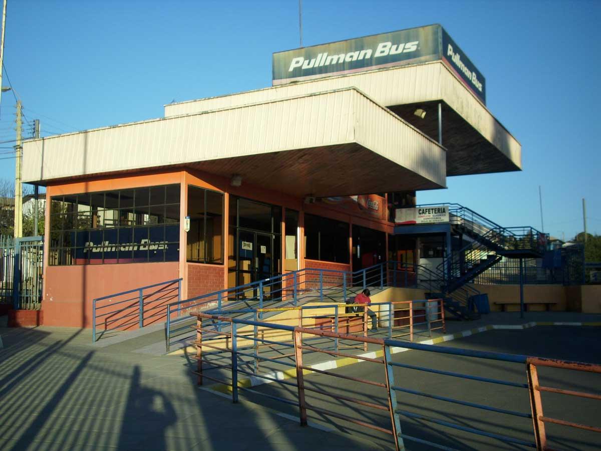 Terminal Pullman Bus El Quisco - 1