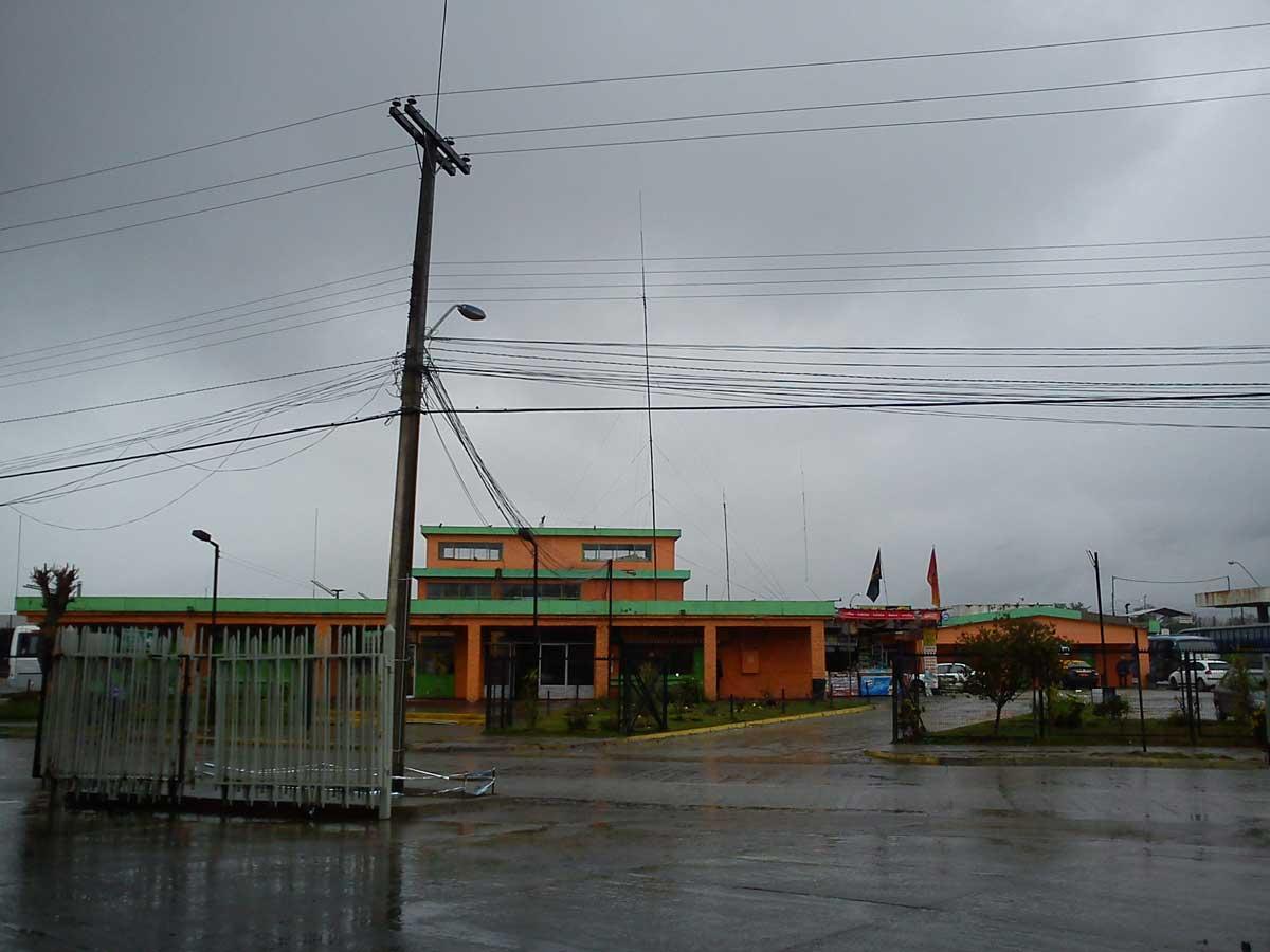 Terminal La Calera - 1