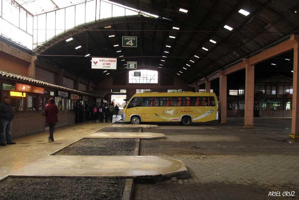 Terminal Cauquenes - 1