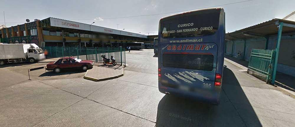 Terminal Curicó - 2