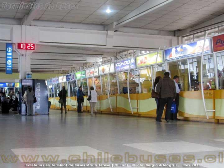 Terminal Chillán - 6