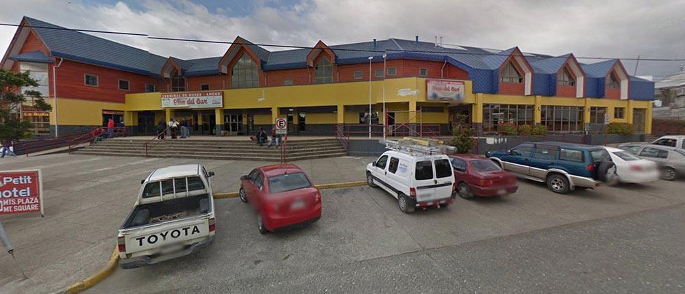 Terminal Cruz del Sur Ancud - 1