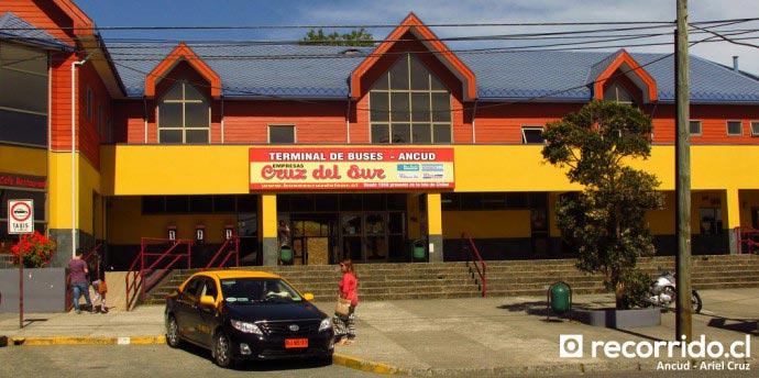 Terminal Cruz del Sur Ancud - 3