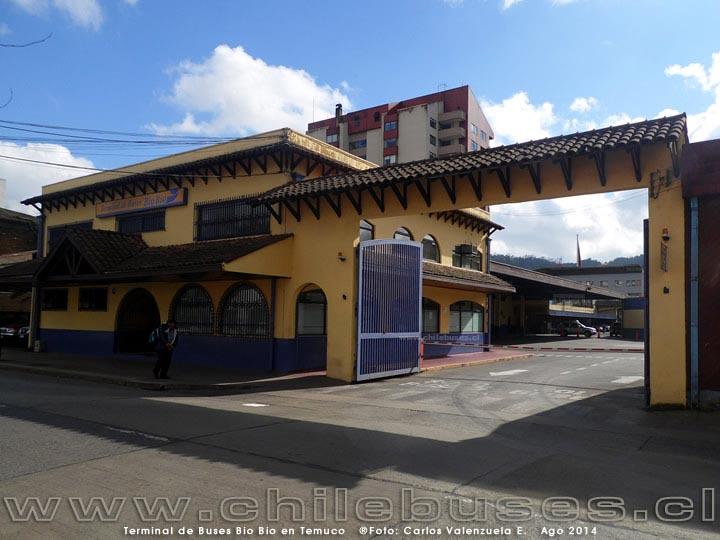 Terminal de Buses Bio Bio Temuco - 1