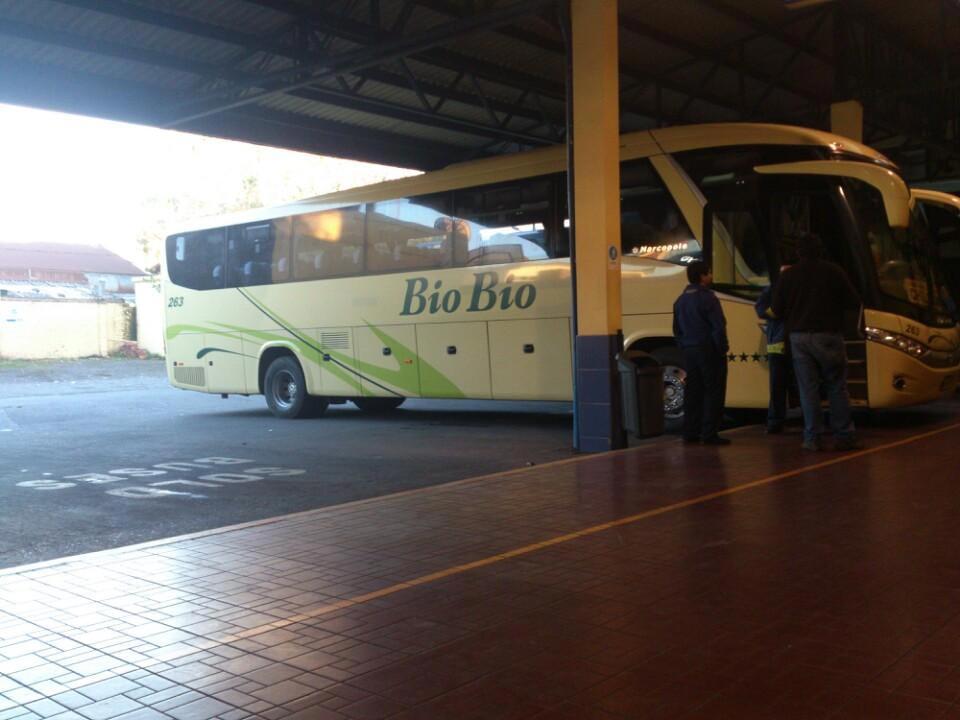 Terminal de Buses Bio Bio Temuco - 2