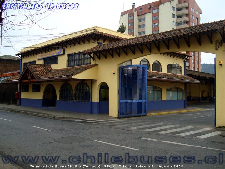 Terminal de Buses Bio Bio Temuco - 3