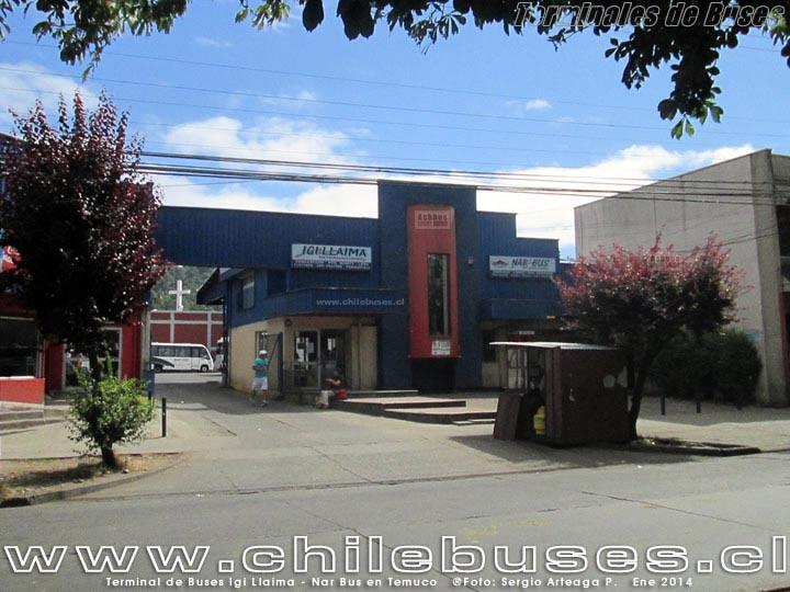 Terminal Igillaima Narbus Temuco - 1