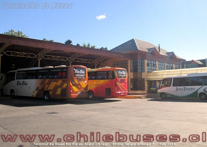 Terminal Buses Bio Bio Angol - 1