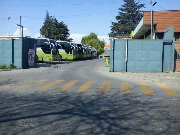 Terminal Tur Bus de Rancagua - 2