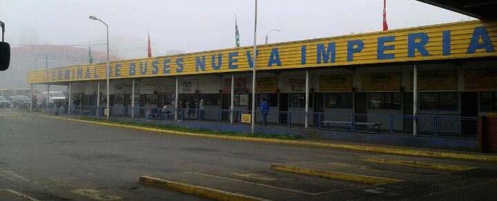 Terminal Nueva Imperial - 3