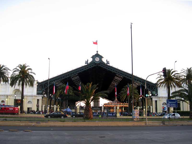 Estación Central - 2