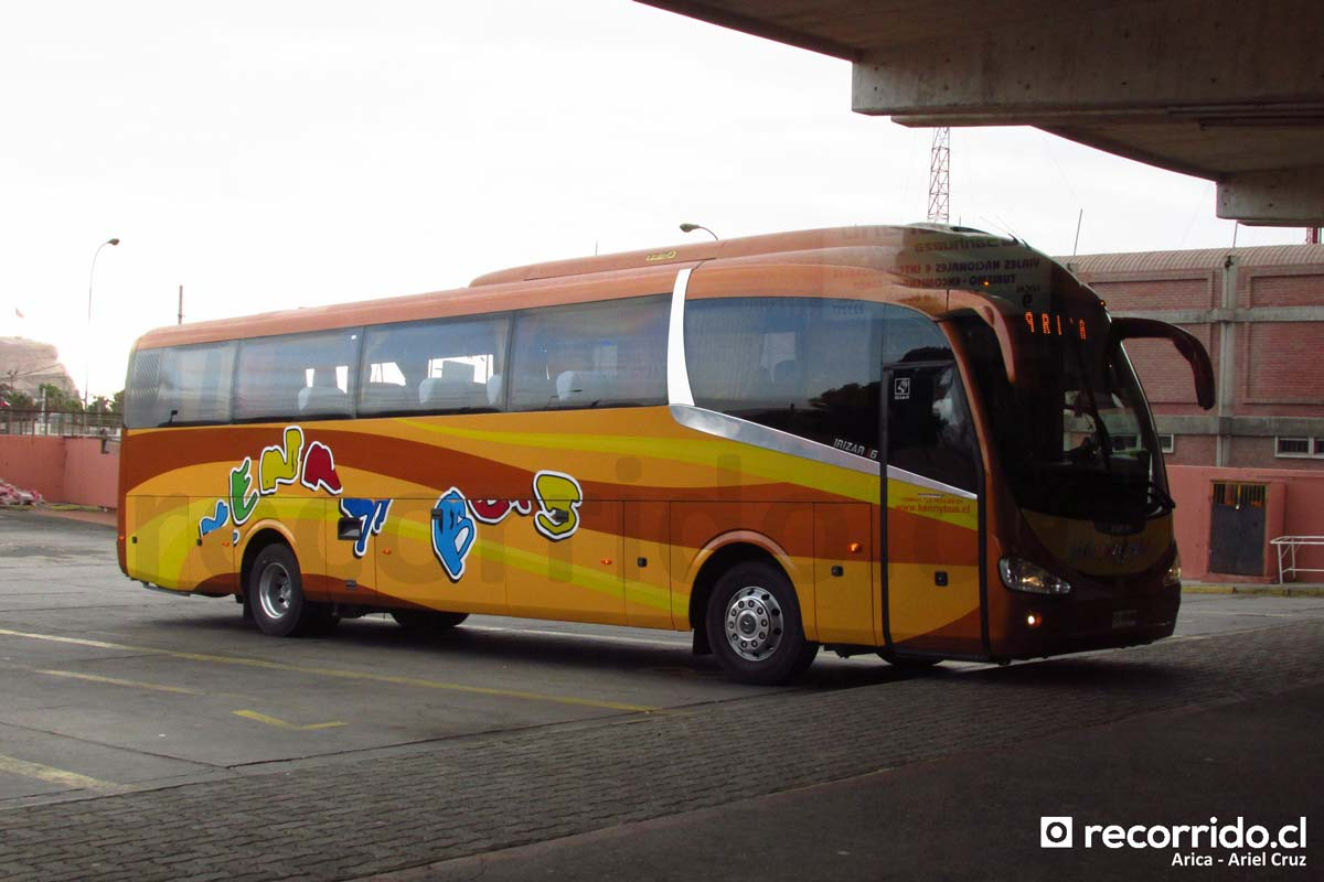 Terminal Arica - 2