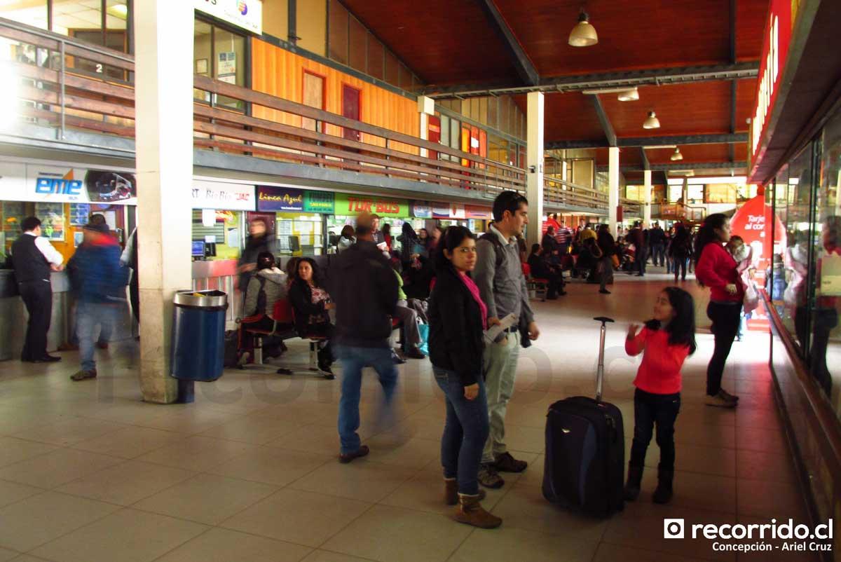 Terminal Concepción - 4
