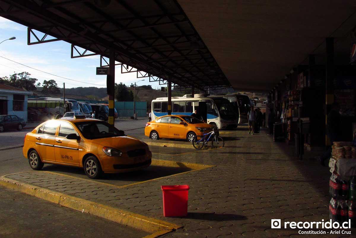 Terminal Constitución - 3