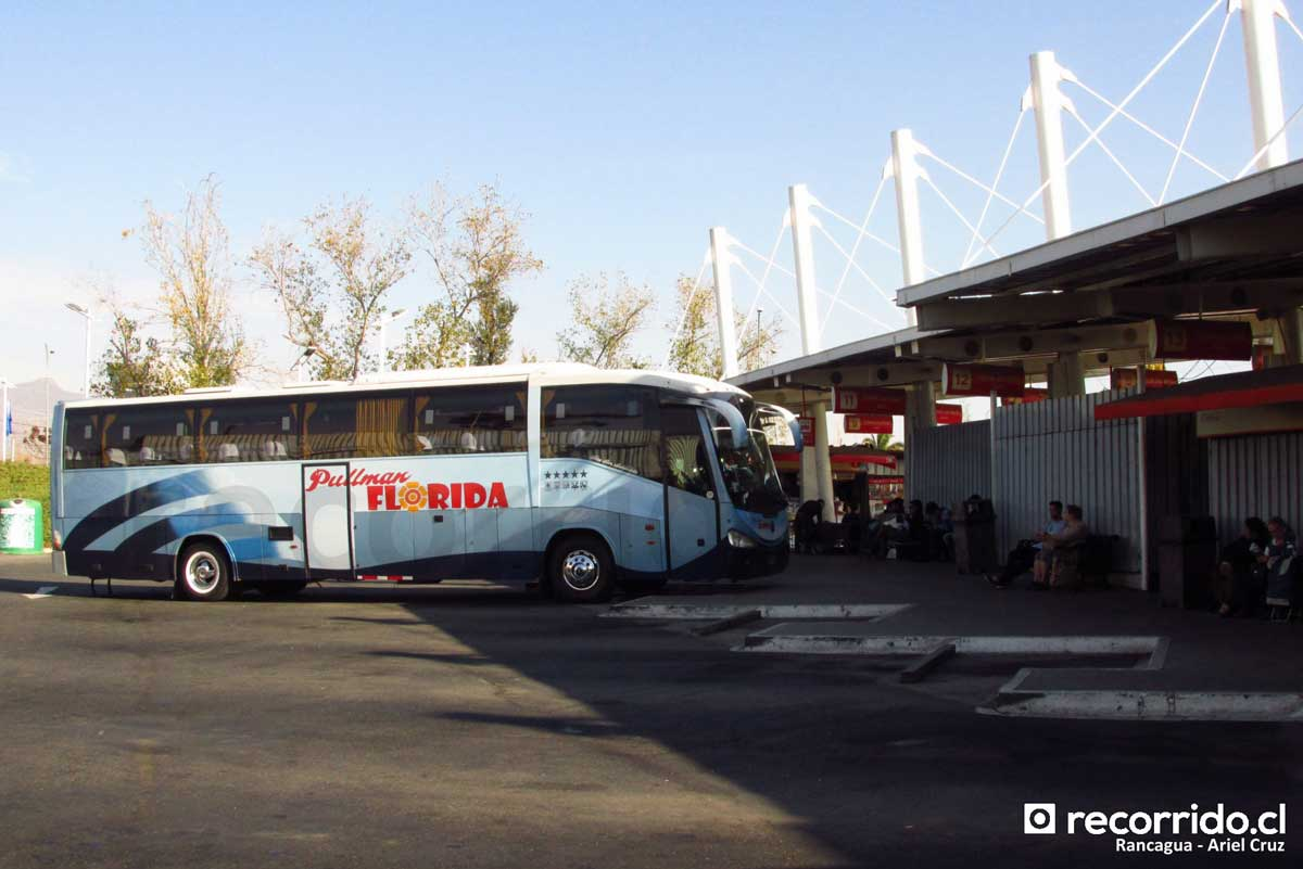 Terminal O'Higgins Rancagua - 3
