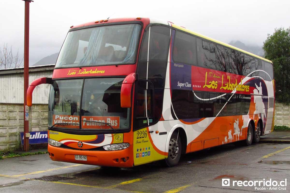 Terminal Pucón - Pullman Bus - 3