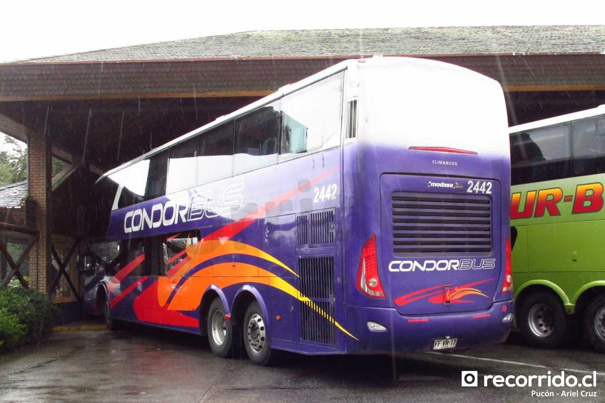 Terminal Pucón - Tur Bus - 2