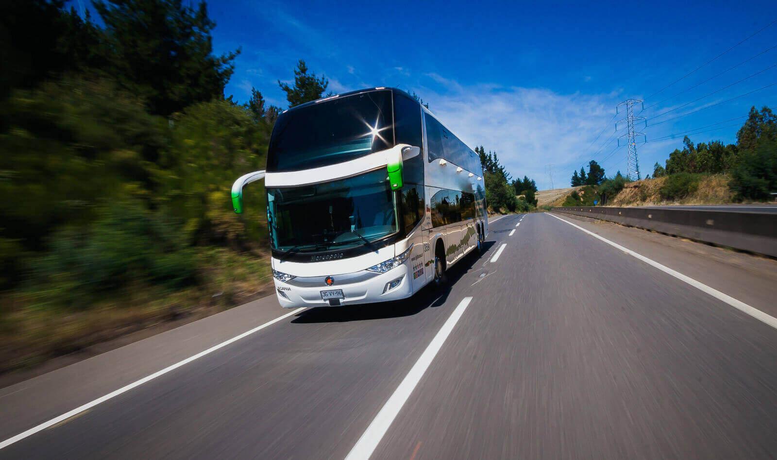 Pasajes baratos para todo el pais recorrido 2