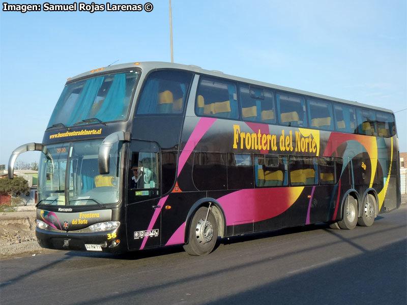 Buses Frontera del Norte - 2