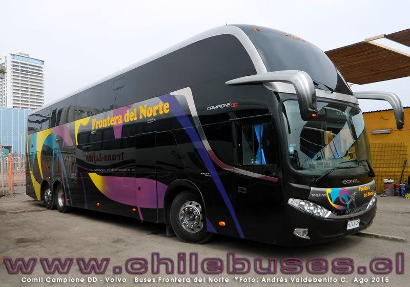 Buses Frontera del Norte - 3