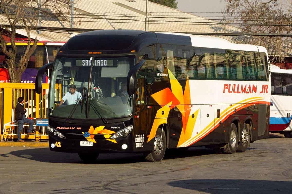 Pullman JR - 2