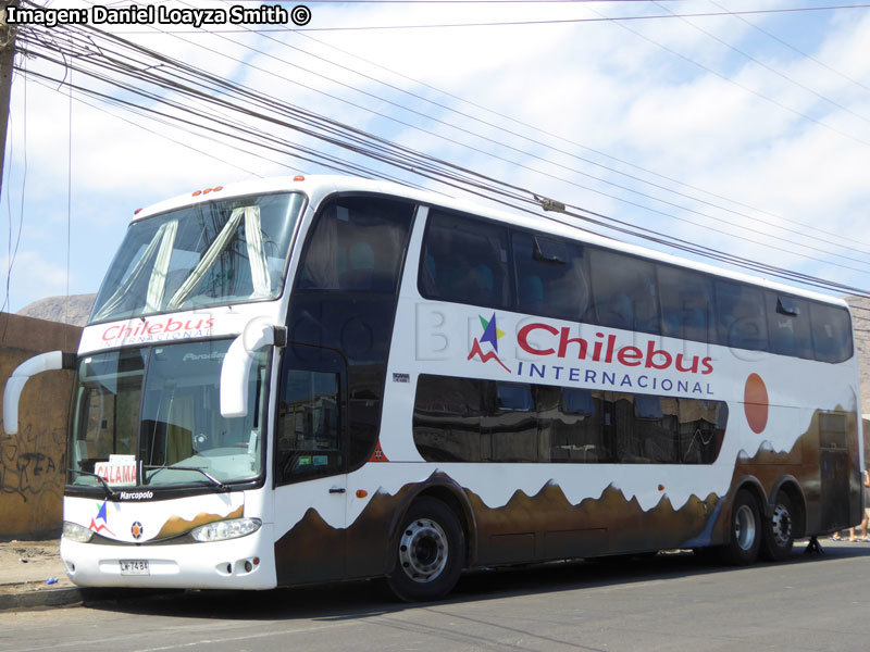 Chile Bus 1