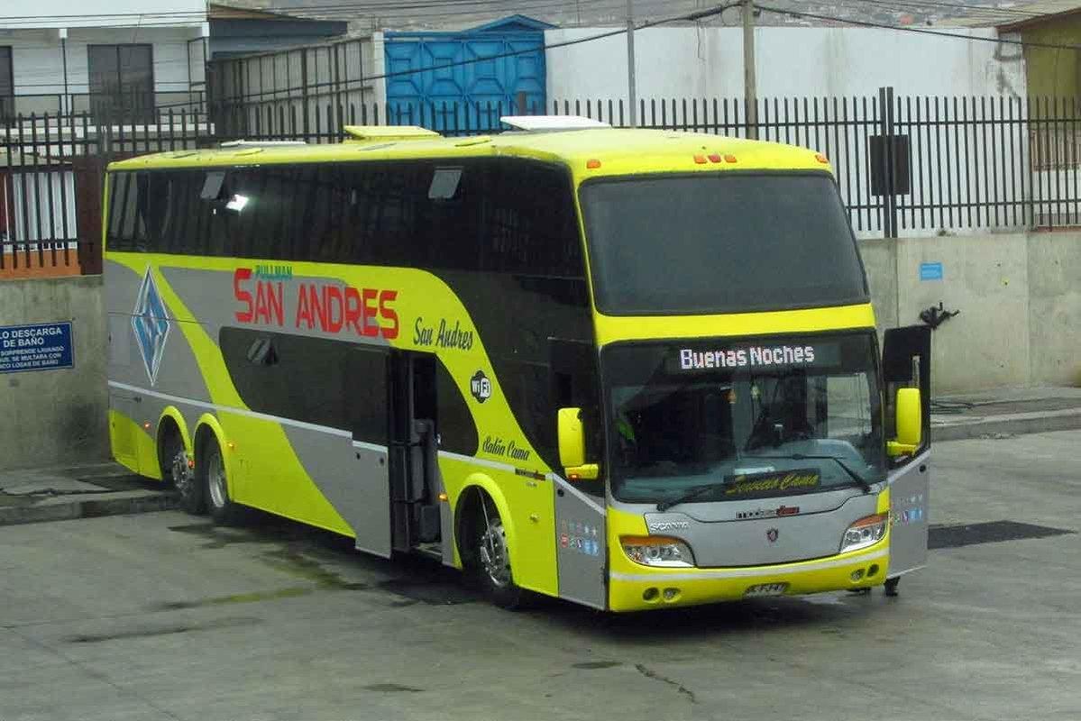 San Andrés - 1