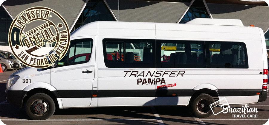 Transfer Pampa - Calama - San Pedro -2