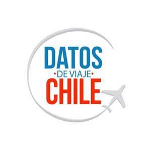 Datos de viajes chile